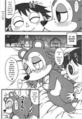 Mayoineko Nakagami Takashi Animal Crossing She's the Eye Candy of the Village Hentai Manga Furry English