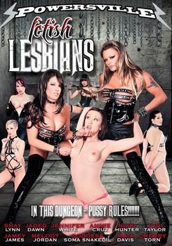 Fetish Lesbians (2014)  DVDRip