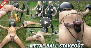Metal Ball Stakeout (Part 2 of 3)