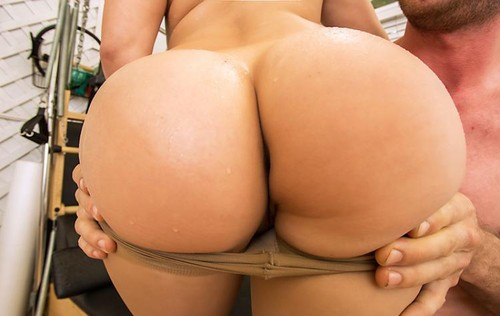 London Keyes   Busty Asian Babe Ass Training