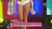 Loudes Sanchez hot legs and panties
