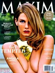 Maxim Magazine (October 2014)