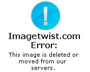 Barbie Franco ass cheeks in mini thong