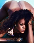 Rihanna Desnuda En Lui Magazine Francia
