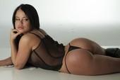 Nikki Delano - Black Boots Lace